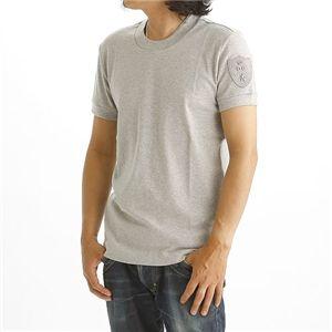 DOLCE&GABBANA(ドルチェ&ガッパーナ) Tシャツ N8607(ライトグレー)48