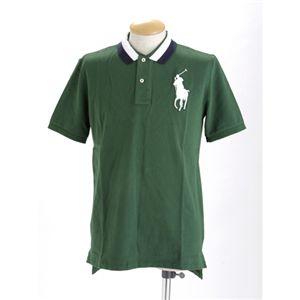 Polo RalphLauren(ラルフ ローレン) ボーイズ ビックポニー ポロシャツ グリーン XL
