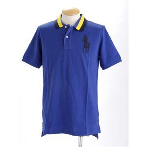 Polo RalphLauren(ラルフ ローレン) ボーイズ ビックポニー ポロシャツ ブルー XL