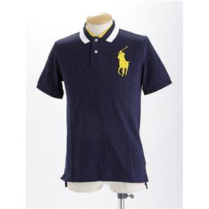 Polo RalphLauren(ラルフ ローレン) ボーイズ ビックポニー ポロシャツ ネイビー L