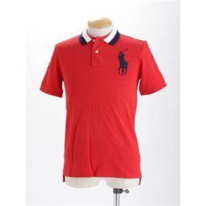Polo RalphLauren(ラルフ ローレン) ボーイズ ビックポニー ポロシャツ レッド L