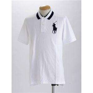 Polo RalphLauren(ラルフ ローレン) ボーイズ ビックポニー ポロシャツ ホワイト XL