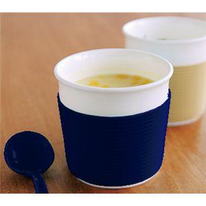 ReCUP スープカップ ネイビー 【2個セット】