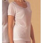 汗とり肌着(帝人テビロン使用)婦人三分袖インナー M