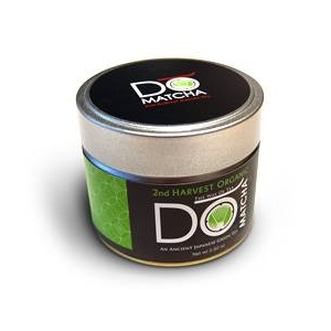 DOMATCHA(道抹茶) 有機抹茶 80g缶