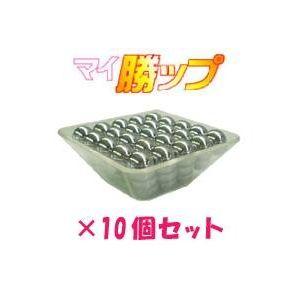 パチンコ玉50発簡単計量! マイ勝ップ(マイカップ) クリア 【10個セット】