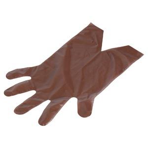 手袋タイプごみ袋 【120枚組み】消臭剤配合 日本製