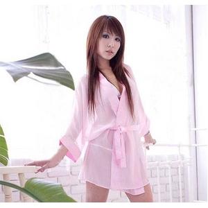 コスプレ ピンクのセクシー豪華着物 浴衣 和物