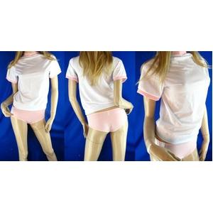 コスプレ 体操服とピンクのブルマ