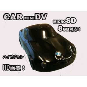 【小型カメラ】 ミニカー型ビデオカメラ