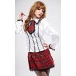 コスプレ 【学生服】大きいリボンのコスプレ*コスチューム