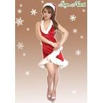 【サンタクロース コスプレ 衣装】コスプレ 2010年新作☆クリスマスサンタ・ショートドレス S402