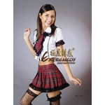 コスプレ 2011新作 赤チェックミニスカ☆制服セット