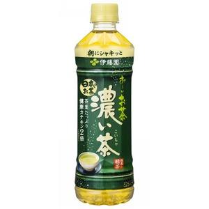 伊藤園 おーいお茶 濃い味 500ml 48本セット