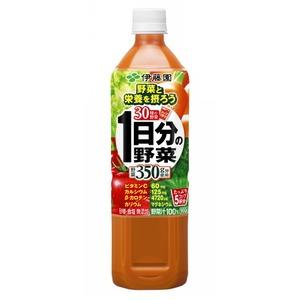 伊藤園 1日分の野菜 900ml×24本セット