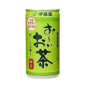 伊藤園 おーいお茶 缶190g×60本セット