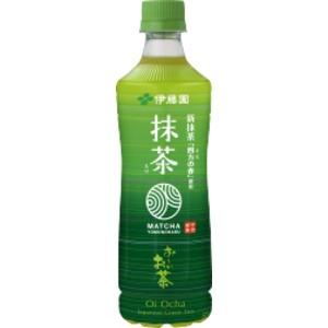 【まとめ買い】伊藤園 PET氷水出し抹茶入りお〜いお茶525ml 48本セット