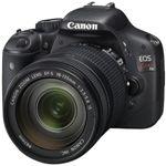 キヤノン デジタル一眼レフカメラ(EF-S18-135 IS レンズキット) CANON EOS KISS X4[ KISSX4-18135IS ]