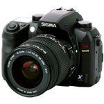 SIGMA デジタル一眼レフカメラ レンズキット SD15 スターティングキット[ SD15&18-50DC OS KIT ]