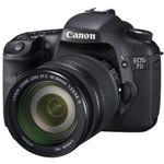 キヤノン デジタル一眼レフカメラ EOS7D(EF?S18?200 IS レンズキット) CANON EOS 7D[ EOS7D18200ISLK ]