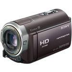 ソニー 64GB内蔵メモリー+メモリーカード録画対応ハイビジョンビデオカメラ(ボルドーブラウン) SONY CX370V[ HDR-CX370V-T ]