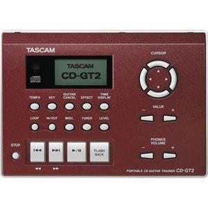 TASCAM ポータブルCDギタートレーナー TASCAM [ CD-GT2 ]