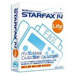 メガソフト STARFAX 14 Lite [ STARFAX14LITE-W ]