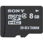 ソニー microSDHCカード 8GB [ SR-8A4 ]
