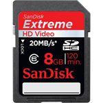 サンディスク SDHCメモリーカード 8GB Class6 [ SDSDX3-8192-J21N ]