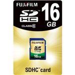フジフィルム SDHCメモリーカード 16GB CLASS6 [ SDHC-016G-C6 ]