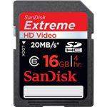 サンディスク SDHCメモリーカード 16GB Class6 [ SDSDX3-016G-J21N ]