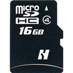 ハギワラシスコム microSDHCカード 16GB Class 4対応 [ HNT-MRH16GTAC4 ]