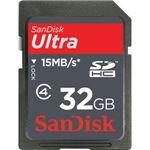 サンディスク SDHCメモリーカード 32GB Class4 [ SDSDH-032G-J95 ]