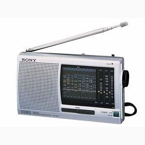 ソニー FMステレオ/LW/MW/SW1-9 ワールドバンドレシーバー FMラジオ[ ICF-SW11 ]