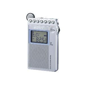 ソニー FM/AM PLL シンセサイザーラジオ [ ICF-R351 ]