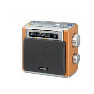 ビクター TV/FM/AMラジオ [ RA-H77 ]