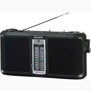 ソニー FMステレオ/AMステレオラジオ FMラジオ[ SRF-A300 ]