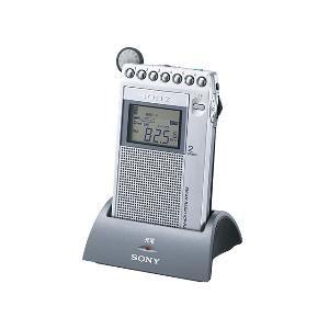 ソニー FM/AM PLL シンセサイザーラジオ [ ICF-R353 ]