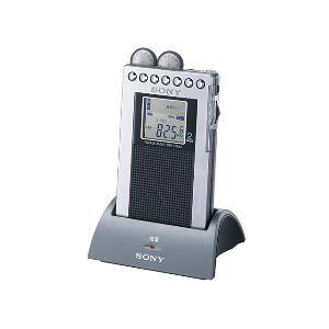 ソニー FMステレオ/AM PLL シンセサイザーラジオ [ SRF-R433-S ]