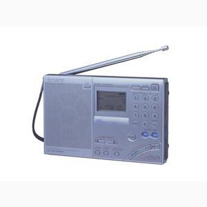 ソニー FMステレオ/LW/MW/SW PLLシンセサイザーレシーバー [ ICF-SW7600GR ]