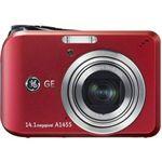 GE デジタルカメラ(レッド) [ A1455-R ]