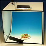 デジタル照明ボックス イメージカラー D'CUBE ディーキューブ M (中)サイズ 一式セット イメージカラーディーキューブ[ イメ-ジカラ-Dキユ-ブM ]
