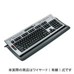 BENQ BMWデザインワークス社デザインキーボード USB/PS2両対応 [ X700 ]