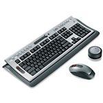 BENQ BMWデザインワークス社デザイン ワイヤレスキーボード&マウスセット [ X730 ]