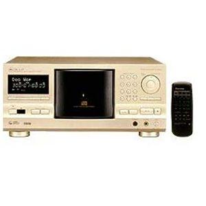 Pioneer(パイオニア) 301枚ファイルタイプCDプレーヤー PD-F1007