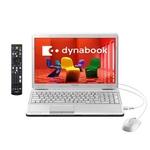 東芝 ノートパソコン Dynabook(ダイナブック) T560シリーズ PT560T4ABTW ベルベッティホワイト 【Office搭載】 【テレビモデル】