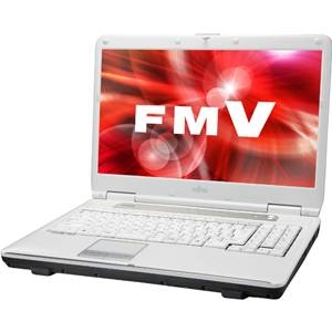 富士通 ノートパソコン FMV LIFEBOOK(ライフブック) FMVA522BZ AH520/2B 【Office H&B搭載】