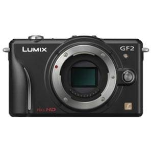 Panasonic(パナソニック) デジタル一眼カメラ エスプリブラック DMC-GF2-K
