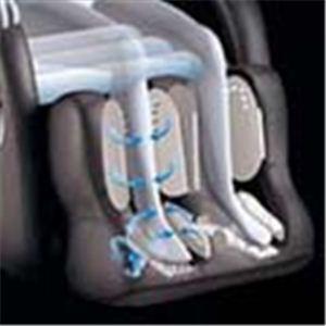 スライブ マッサージチェア くつろぎ指定席 CHD-8400-K ブラック