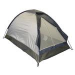 2人用ドーム型テント(ブルーシートつき)